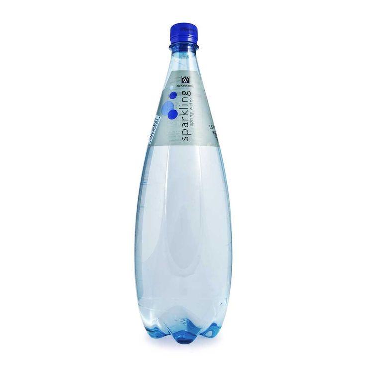 Sparkling Natural Spring Water 1.5L