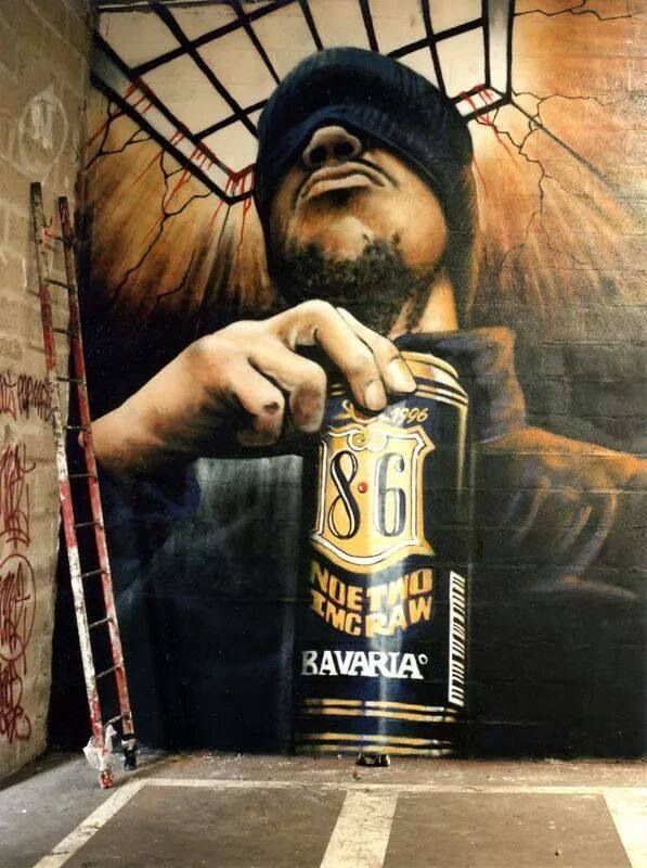 air jordans that came out in   Noe Two    Street Art amp Alternative Art  Bavaria Graffiti and Murals