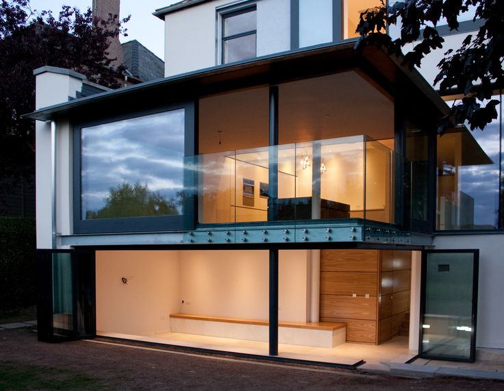Extension to a house in Ravelston Dykes,