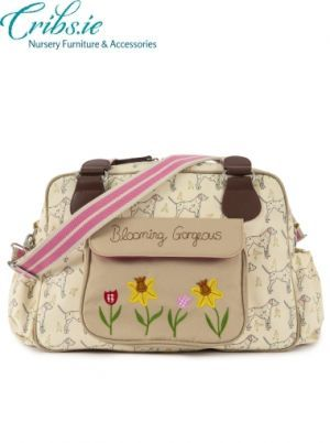 Pink Lining | Blooming Gorgeous Sam The Dalmatian | Baby Changing Bags | Cribs.ie