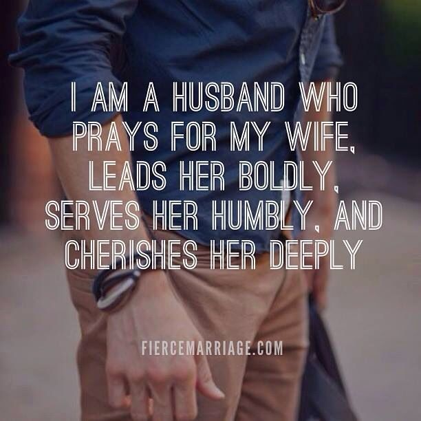 So blessed to have a wonderful husband.
