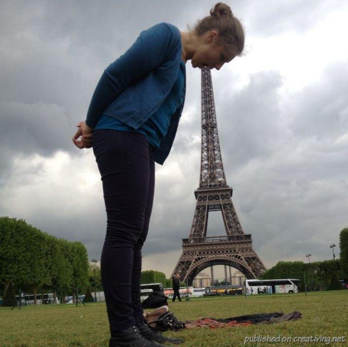 Как правильно фотографироваться с памятниками.