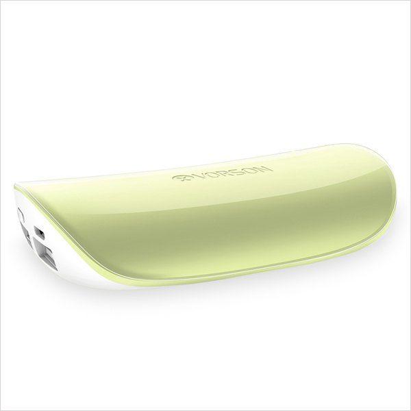 6,000mAh universal mobile chargers
