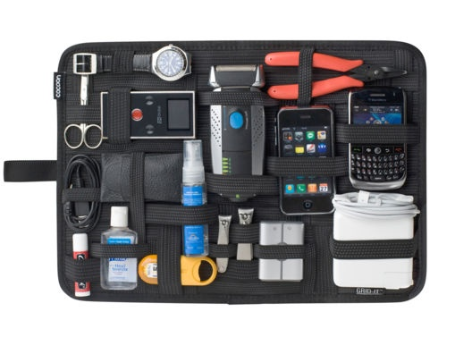 The Most Versatile Organization  System Available for Traveling