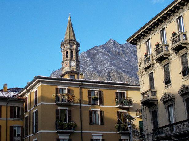 #Włochy #Lecco #Jezioro #Como #italia #italy #lombardia #alpy #północne #miasto #zabytki #romantycznie #zwiedzanie