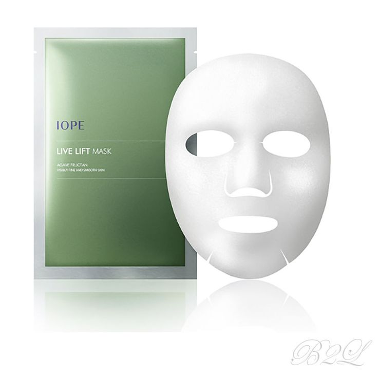 [IOPE] Live Lift Mask 1,3,5 Sheets / Non-sticky Korea Cosmetics by Amore Pacific #IOPE