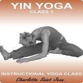 A deeply relaxing yin yoga class.