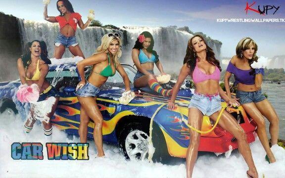 Trish stratus divas postcard from the caribbean skirt Part 2 5