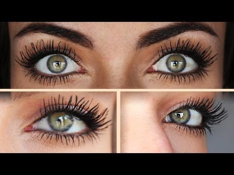 Learn how to apply mascara to make your eyelashes look longer and thicker! Tips and tricks. Products mentioned and/or used in this video: L'Oreal Voluminous ...