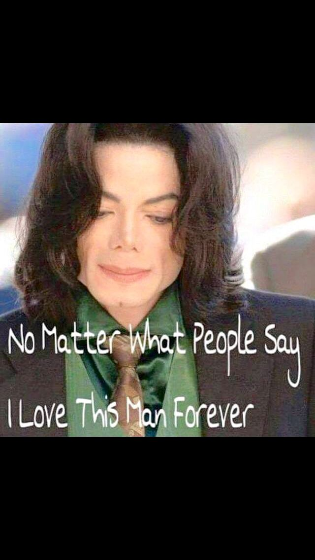 No Matter What People Say Quotes: No Matter What People Say, I'll Love This Man Forever, Til