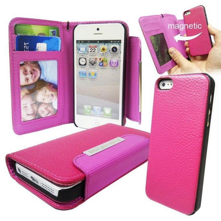 FoneBitz - iPhone 5/5s 2 in 1 wallet case