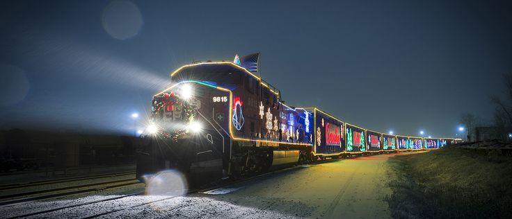 The Canadian Pacific (CP) Holiday Train is back for its 18th year in an effort to raise money, food and awareness for local food banks. Every pound of food and dollar raised at each stop stays with the local food bank to help feed those in need in that community. Visit www.cpr.ca/holiday-train for this year's Canada and U.S. schedule. http://www.cpr.ca/holiday-train/canada