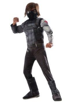 Boys Civil War Winter Soldier Deluxe Costume - #halloweencostumes #Halloween #Coupons #Deals #Offers