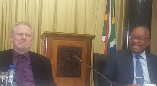 Zuma 'very happy' after BEE meeting