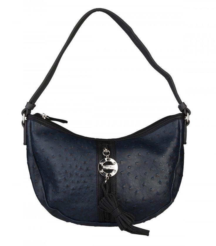 Dámská kabelka Segue, přes rameno, se vzorem - tmavě modrá | obujsi.cz - dámská, pánská, dětská obuv a boty online, kabelky, módní doplňky