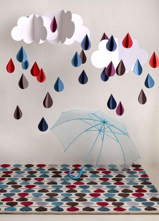 004 - Raindrops keep falling on my head...