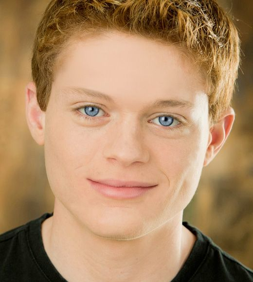 Sean Berdy, 'Switched at Birth' #redheads