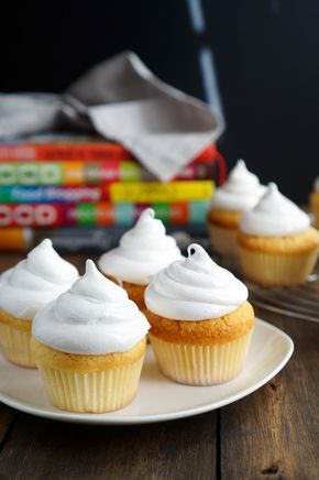 Лимонные капкейки с лимонным курдом, пошаговый фото рецепт, кулинарный блог и интернет-магазин, доставка по России, andychef.ru