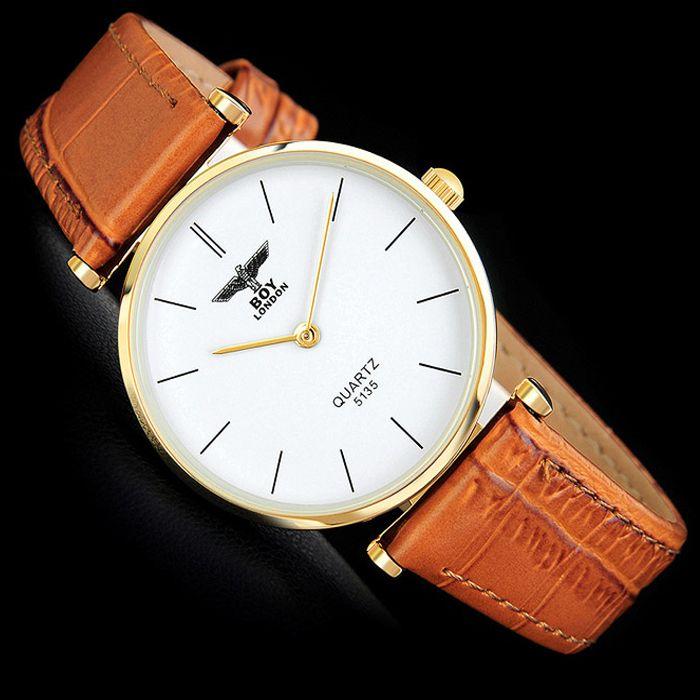 BUYMA.com BOY LONDON(ボーイロンドン)本革バンド腕時計 (20326986)