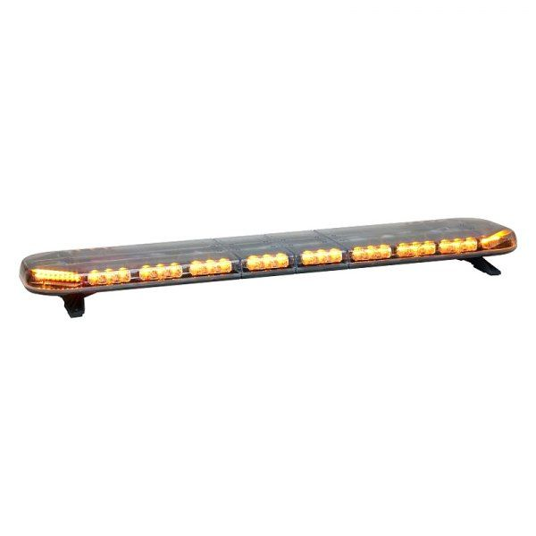"Whelen® - Justice™ ""JE"" Competitor™ Series Super-LED™ 50.125"" Amber Light Bar"