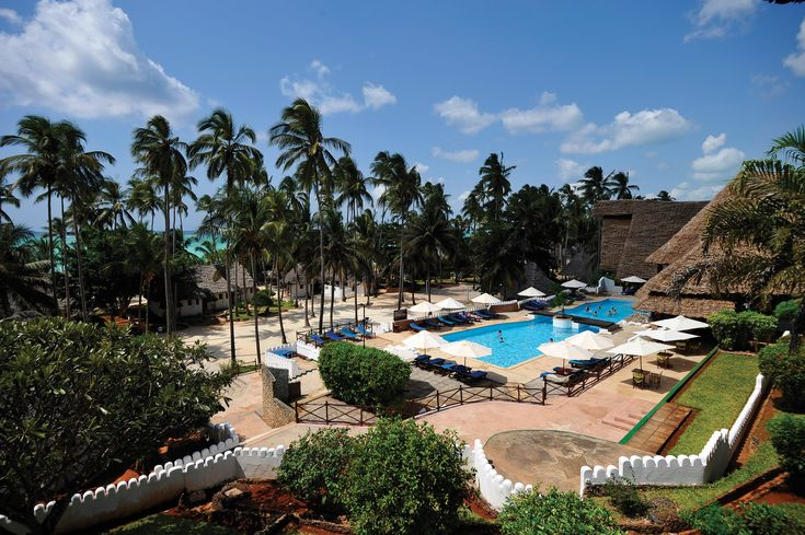 The beautiful Diamonds Mapenzi beach club in Zanzibar. #pool #zanzibar #Honeymoon #weddingideas #groom #nails #beachwedding