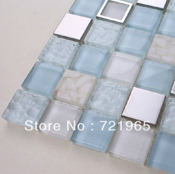 buy stainless steel mosaic tile decor