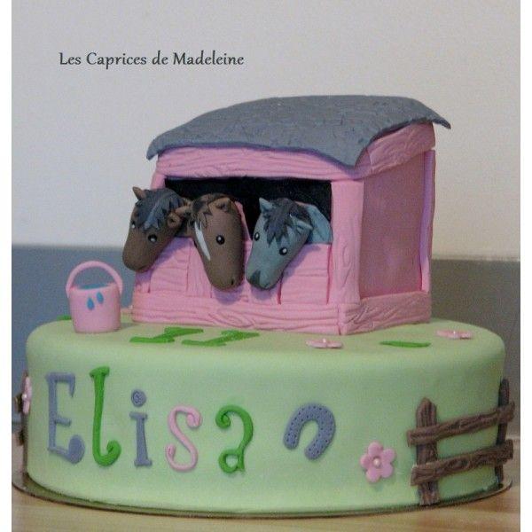 les 25 meilleures id es concernant g teaux d 39 anniversaire de cheval sur pinterest g teau. Black Bedroom Furniture Sets. Home Design Ideas