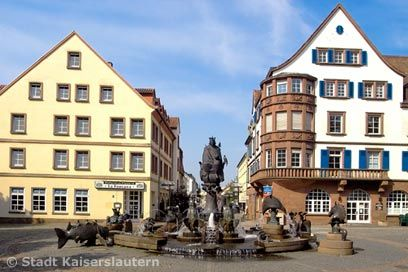 K-town Germany better known as Kaiserslautern, Germany