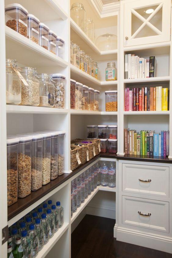 pantry-Küche inspiration