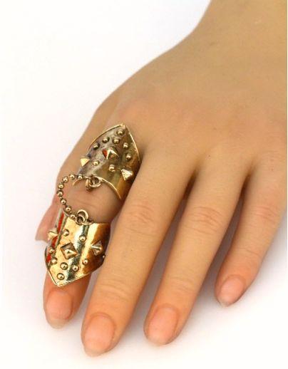 Legendary Ring. Available at www.shaysarai.bigcartel.com