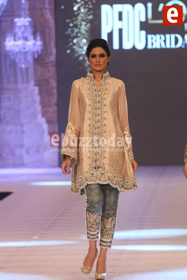 Ammara Khan Collection at PFDC L'Oréal Paris Bridal Week 2014