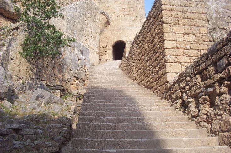 Acropolis, Lindos Rhodes
