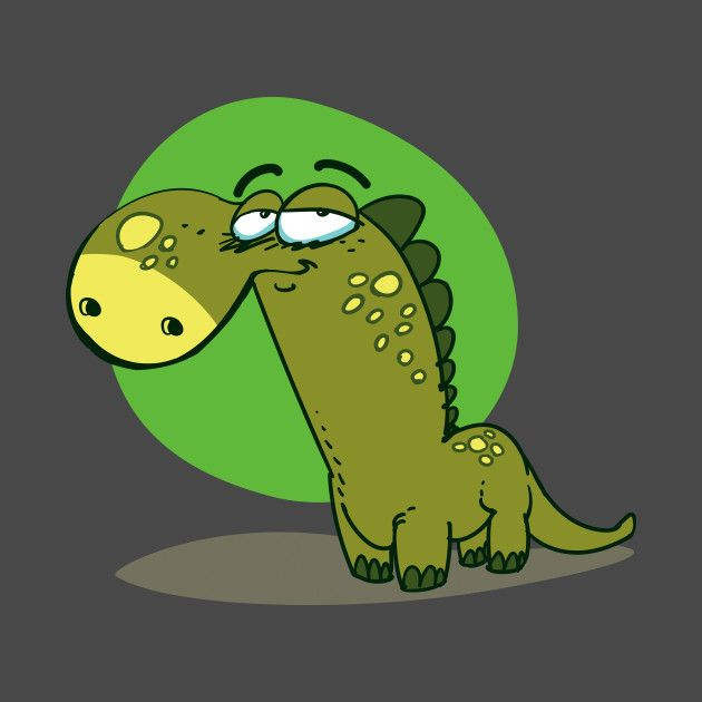 Check out this awesome 'funny+dino+cartoon+style+dinosaur+illustration' design on @TeePublic! #teepublic #teepublictshirt #design #tees #tshirt #tshirtdesign #funny