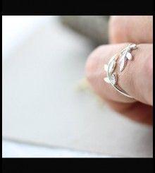 Δαχτυλίδι φύλλο