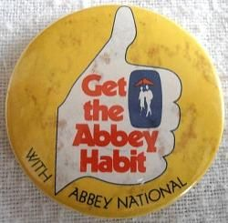Get the Abbey Habit - I opened my first savings account with the Abbey National when I was 12 years old.