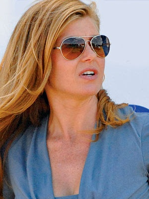 The Look 4 Less: Celeb Style Steal: Connie Britton in Incognito Eyewear 069st