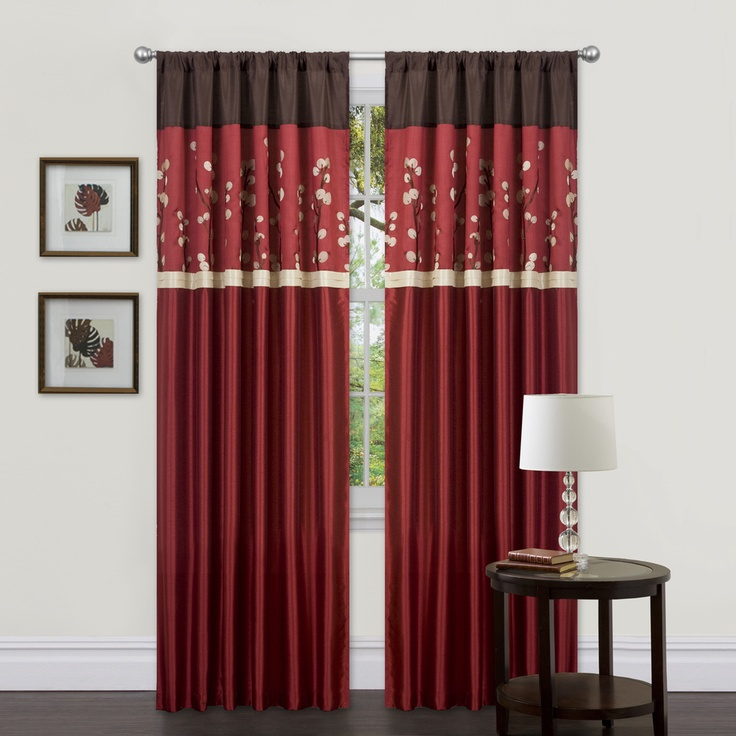 Potential Living Room Curtains