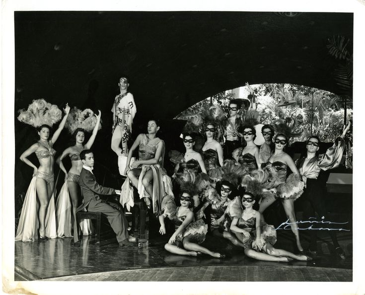 Dancers Gangsterismo The United States Cuba And The
