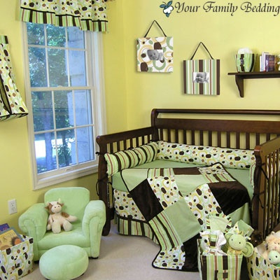 Mint Green And Brown Nursery Ideas Baby Nursery Greent Painted