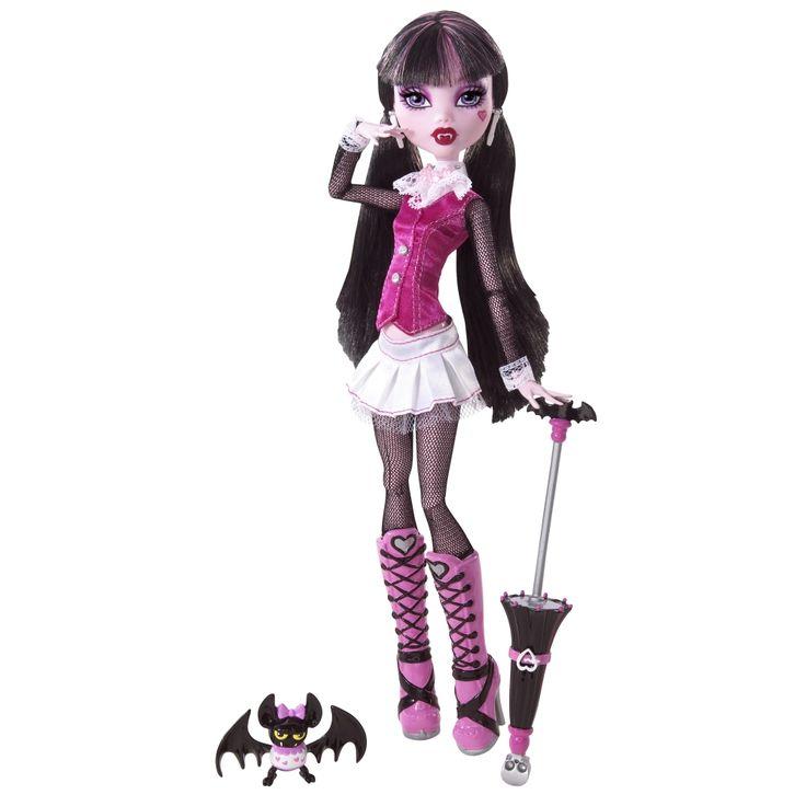 Картинки кукол для девочек монстр хай