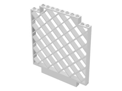 Lego Belville Wall, Lattice 12 x 1 x 12 Square