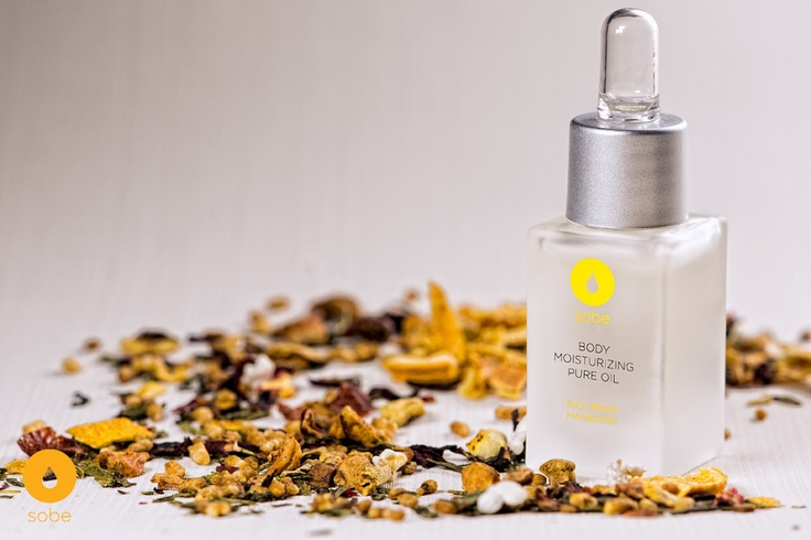 Rice Bran and Mandarin Body Oil + Japanese Genmaicha Tea with added Toasted Rice and Mandarin, only $48)