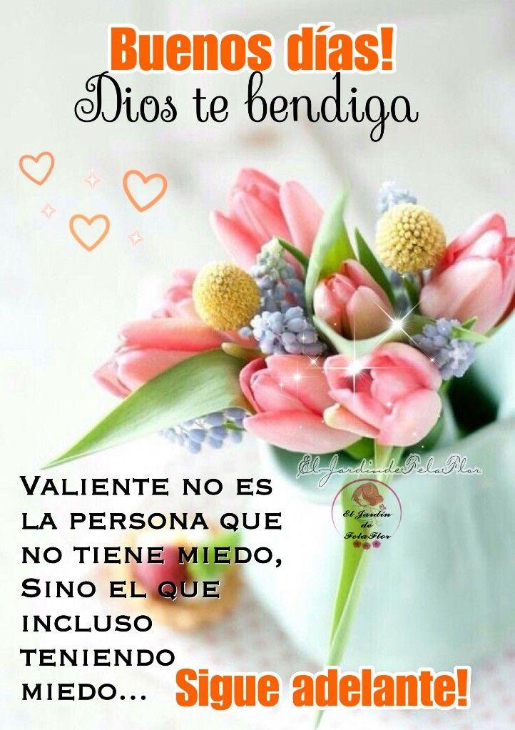 Te Amo Mi Amor Buenos Dias Para Ti Tambien Oracion De