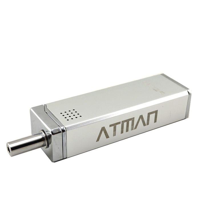 Atman Gemini kit – Best Vaporizer Pen   Dry Herb Vaporizer   Marijuana Vaporizer   Atman