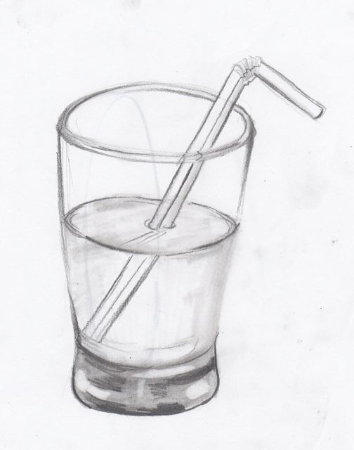 65 best images about Dessin eau et verres on Pinterest | Drawings ...