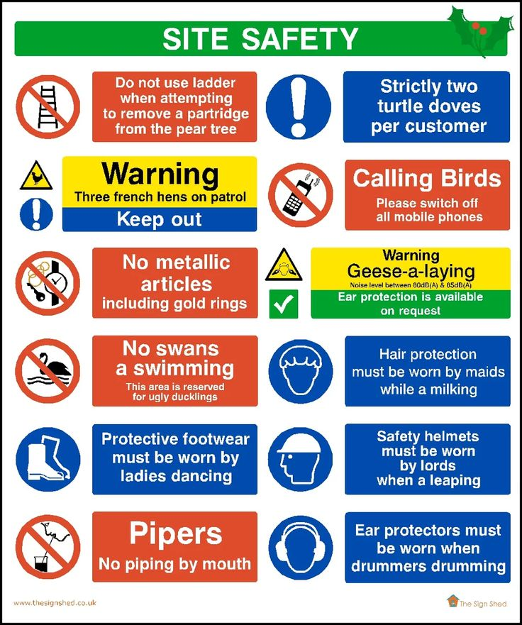 9 best emergency exit signs images on pinterest safety security photo spread a little festive cheer with the new hse site safety multi purpose sign publicscrutiny Images