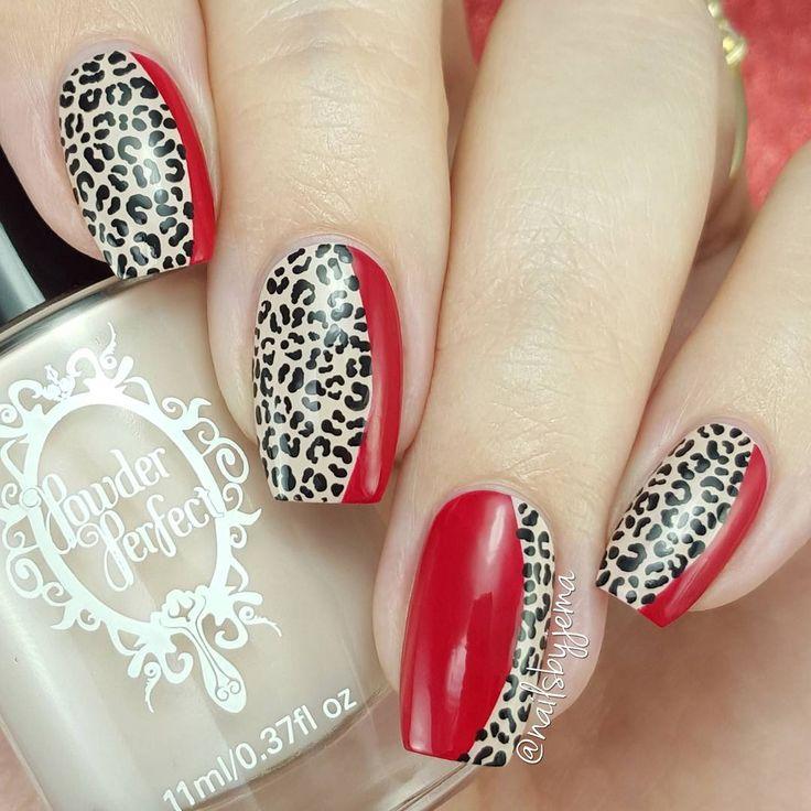 40 Geniale künstlerische und kreative Nail Art Designs – uñas y cabello, haar une angel, hair and nails