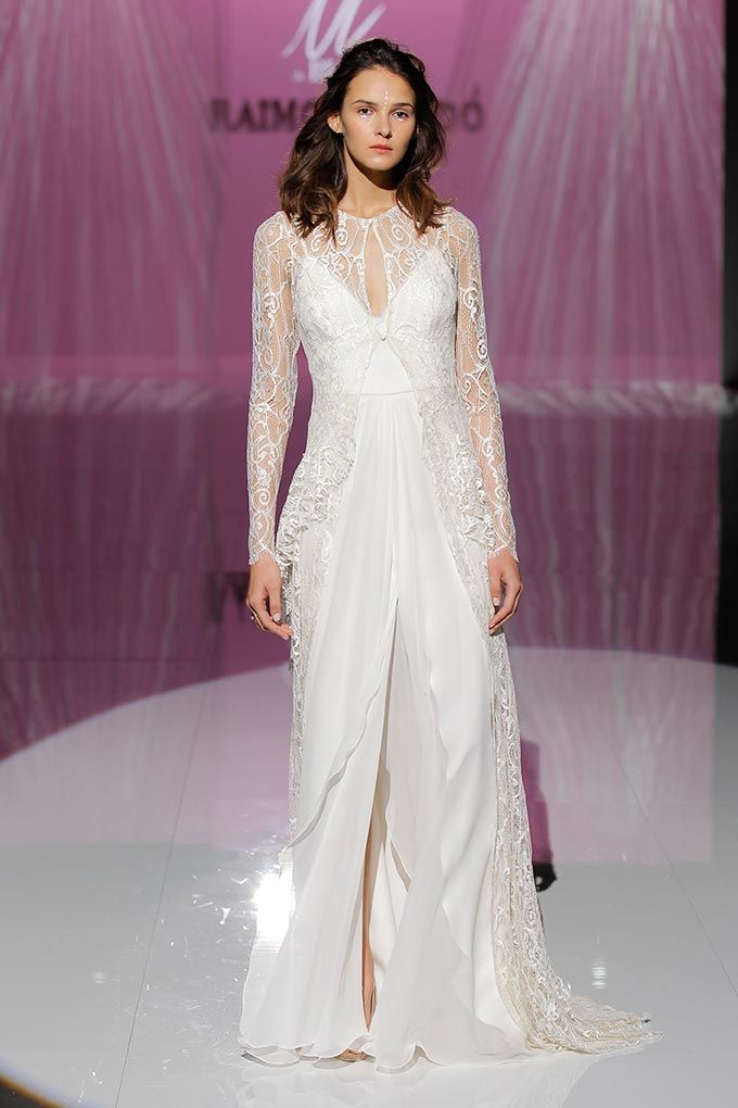 Mejores 38 imágenes de Vestidos de novia sencillos en Pinterest ...
