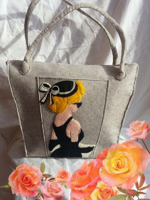 Lo♡Bag Eva - Wacoh   in vendita nella sezione sartoria vetrina Abilolly di wacoh.....la piattaforma del handmade