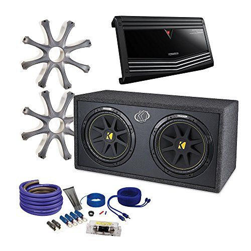 Kenwood KAC9106D 2000 Watt Mono Amp Kicker Comp Sub Box 10DC122 Car Audio Package  http://www.productsforautomotive.com/kenwood-kac9106d-2000-watt-mono-amp-kicker-comp-sub-box-10dc122-car-audio-package/